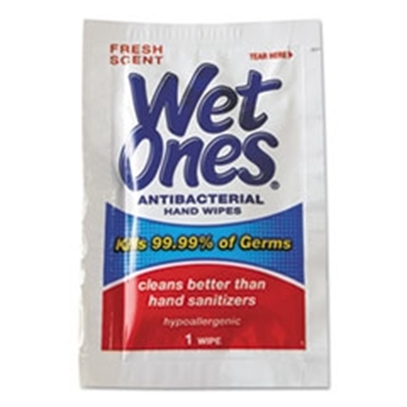 Picture for category Wet Naps and Moist Towelettes