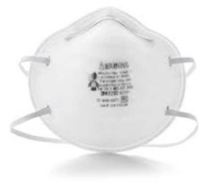 Picture of 3M Particulate Respirators, N95