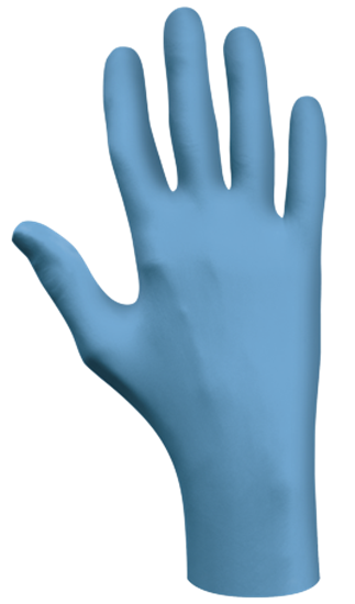 Picture of Nitrile Disposable Gloves, 2XL
