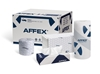White AFFEX Kitchen Towel Roll