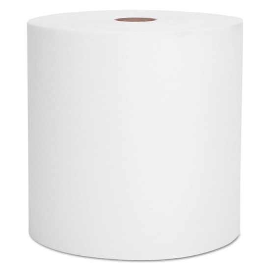 Scott, White Hard Roll, Paper Towels, 12 Rolls