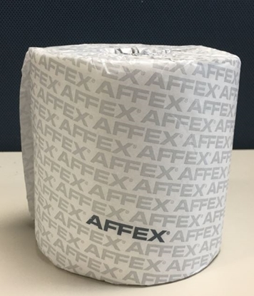 Picture of AFFEX Bath Tissue, Toilet Paper, Recycled ,  2-Ply, 500 SH/RL, 96 rolls