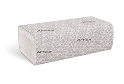 AFFEX White Multifold Towel MFB400