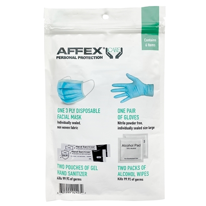 AFFEX Care® personal-protective-kit