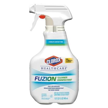 Clorox® Healthcare® Fuzion Cleaner Disinfectant Spray