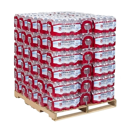 Picture for category Pallets of Water
