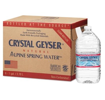 Alpine Spring Water, 1 Gal Bottle, 6Case_CGW12514CT_1