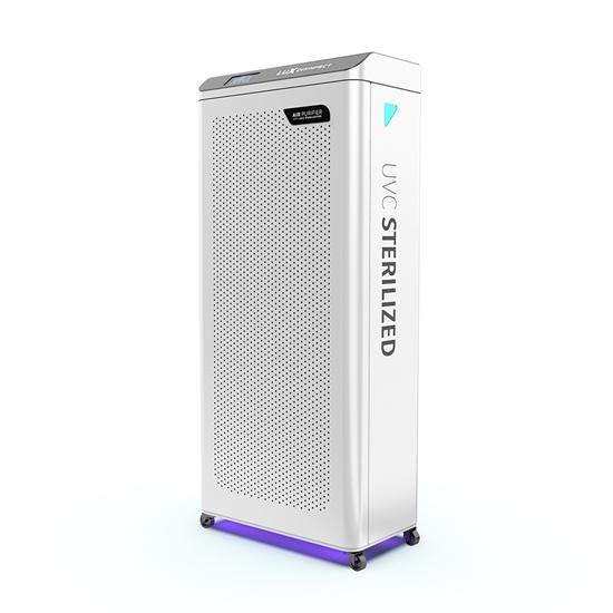 LuXAIR_UVC-Air-Purifier-Ultra