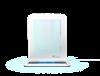 Picture of Air Purifier, Blue, Lux UVC , EA